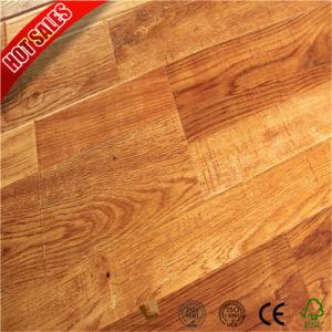 Núcleo verde suelo laminado parquet de madera de teca Australia