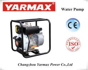 Yarmax portátil y económico de la bomba de agua diesel refrigerado por aire