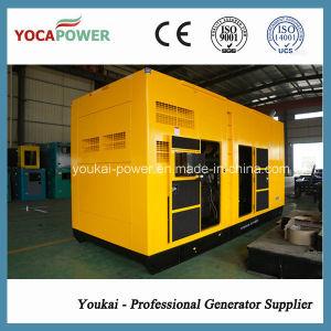 700kw Sedc 디젤 엔진 힘 전기 디젤 엔진 발전기 세트