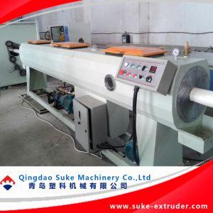 PVC水下水管管の生産ライン