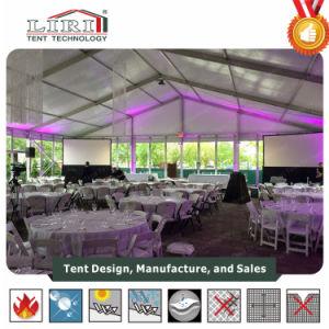 La estructura de PVC aluminio Capacidad de 300 tiendas de campaña para la tienda Hotel Resort