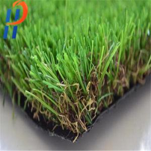 El césped de hierba sintética duradera entrega rápida de césped artificial