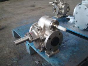 KCB483.3 de la bomba de aceite de engranajes de acero inoxidable