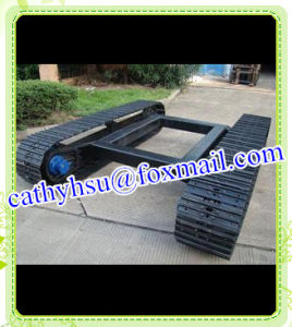 高品質の鋼鉄クローラートラック下部構造