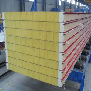 Оптовая торговля на заводе стекловолокна шерсть полиуретановой пены плата Сэндвич панели стены