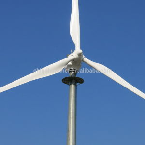 작은 Wind Power 100kw Wind Turbine Generator Sets