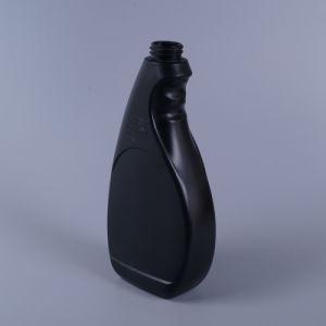 500ml Spray Negro Botella de cristal de Química de la botella de agua