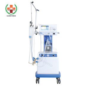 Macchina positiva continua CPAP di respirazione di pressione della via aerea di Sy-E005A