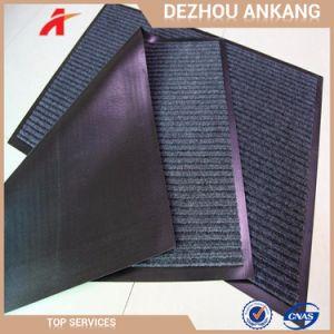 PVC di prezzi di fabbrica che appoggia la stuoia di portello esterna dell'interno della stuoia del pavimento
