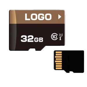 Van het Micro- BR van de spruit 4K de VideoKaart Geheugen van de Kaart U3 32GB 64GB
