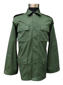 Militaire Eenvormig van Bdu van de Camouflage van de Olijf van het Toestel van mensen Tactische Groene (bdu-TIB)