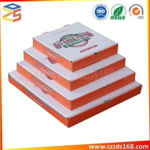 Пользовательские пиццу из гофрированного картона в салоне