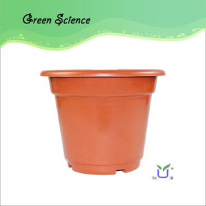 熱い販売の実用的な高品質のプラスチック植木鉢