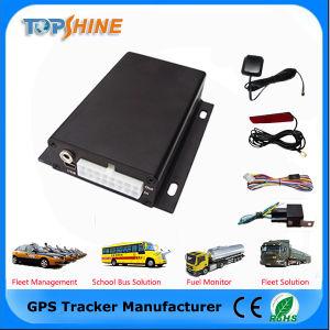 Inseguitore dell'automobile di GPS con le antenne esterne di GSM e di GPS