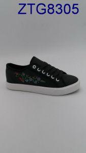 Vente chaude populaire à l'aise de belles femmes chaussures occasionnel 4