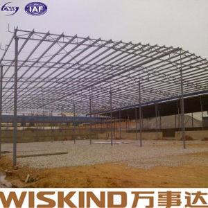 Diseñó la estructura de acero de construcción de metal Industrial Garaje