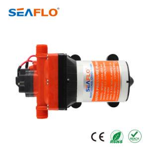 RV를 위한 Seaflo 12V 재충전 전지 수도 펌프