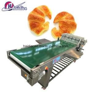 [س] موافقة مخبز تجهيز [كرويسّنت] يجعل آلة [كرويسّنت] بليت