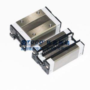 Carrello lineare HGH30ca del cuscinetto della guida della guida del binario di guida