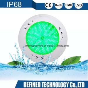 Indicatore luminoso subacqueo della piscina riempito resina di RGB 12V LED