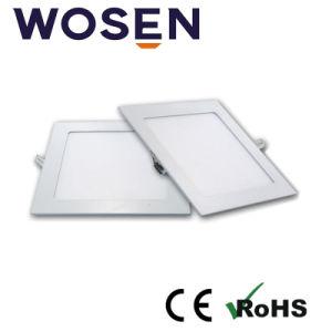 Epistar Chip LED panel LED Light 15w con homologación UL