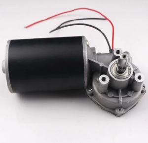 El Gusano de Motor del obturador de un motorreductor