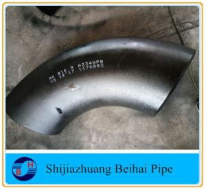90 gradi del acciaio al carbonio di gomito del metallo