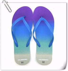 Promotion sandales de plage de gros EVA Flip Flops pas cher Hommes Indoor pantoufles