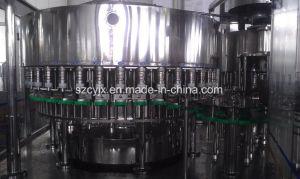 Automatische 2000-3000bph Machine van het Flessenvullen van 1 Gallon de Plastic