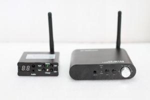 2.4GHz専門のオーディオ・アンプ