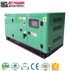 Generatore diesel portatile del generatore 10kVA 15kVA 20kVA della prova del suono del motore della Perkins