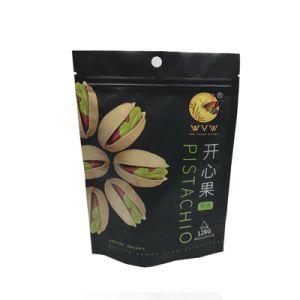 Rapide personnalisé de qualité alimentaire en plastique à chaud d'étanchéité Stand up d'aliments séchés sac ziplock personnalisé