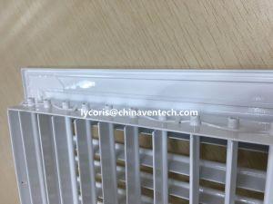 Het dubbele Traliewerk van de Afbuiging voor Systeem HVAC