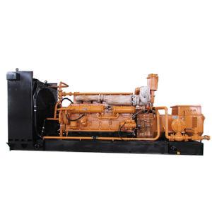 Type de cogénération d'énergie libre 500kw générateur de gaz naturel