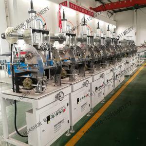 発泡スチロールEPS PSの機械装置を作るポリスチレンのプロフィールの鋳造物のためのプラスチック写真の額縁の生産ライン