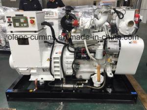 Motor-Fabrik-Generator-Cummins-Marinedieselmotor des Boots-100kVA