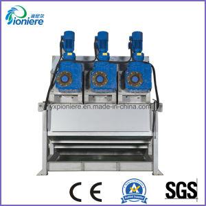 Нажмите кнопку/осадка сточных вод Solid-Liquid фильтра водоотделителя и утолщение оборудование/Multi-Plate винт нажмите клавишу