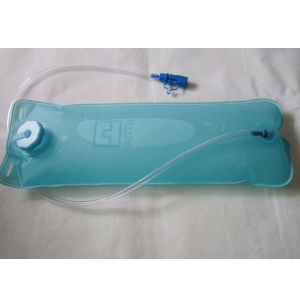 Housse de sac de l'eau potable d'Escalade Randonnée sac d'eau TPU 3L