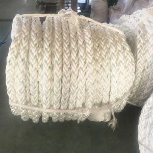 Corda Braided di attracco del poliestere di nylon marino della corda da vendere