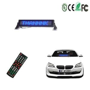車の手段の広告のためのLED車の表記LEDのスクローリング表示Billbard