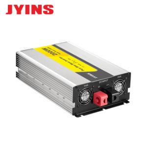 2000W 12V/24V/48V DC para AC 110V/220V/230V da onda senoidal pura Inversor de Energia Solar