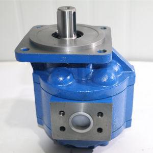73 ml de alta pressão da bomba de engrenagens de deslocamento para pá carregadeira de rodas