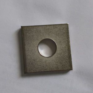 Acier inoxydable 310S de la rondelle plate