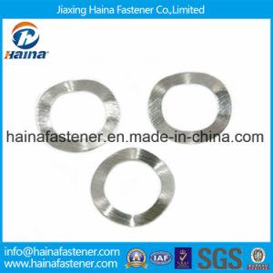 DIN137 SS304 en acier inoxydable SS316 M2-10 Rondelle ondulée