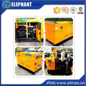 Motor-Diesel-Generatoren des Aufbau-Gebäude-175kVA Deutz
