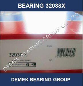 Qualidade superior do rolamento de roletes cônicos 32038 X em stock