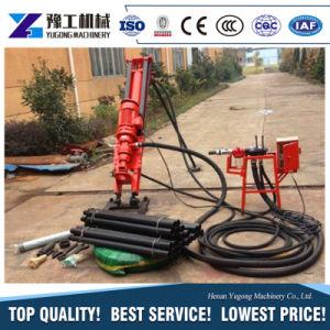 Macchina calda del trivello pneumatico della piattaforma di produzione dell'acqua del Portable DTH