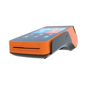 Sistema senza fili mobile tenuto in mano P20L di posizione di dati del PCI di EMV