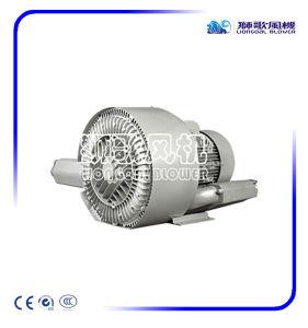 Leistungs-Beschwichtigungsmittel-industrielle Absaugung-verbesserndes Ring-Gebläse