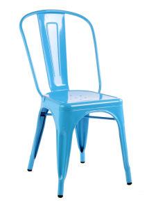 現代レプリカの産業Tolixの椅子の金属(FS-D500青)